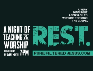 REST Worship Night